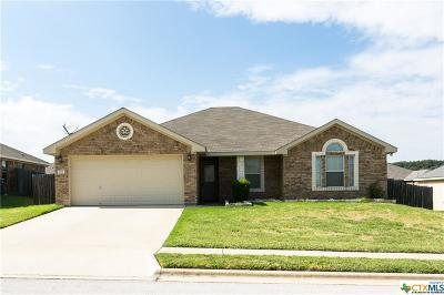 Killeen Single Family Home For Sale: 403 Hedy
