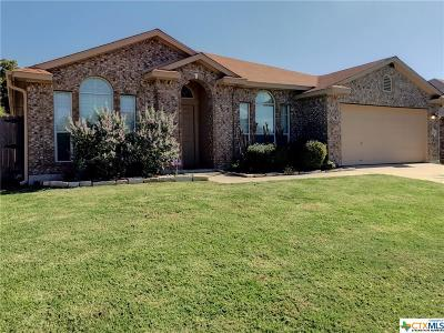 Killeen Single Family Home For Sale: 1902 Schorn Drive