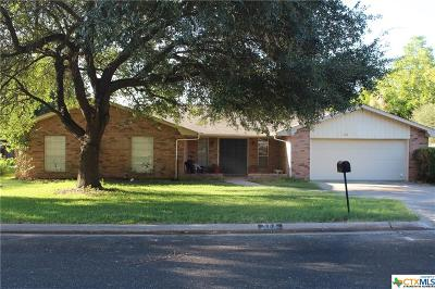 Belton Single Family Home For Sale: 505 27th