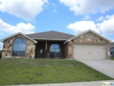 Copperas Cove Single Family Home For Sale: 1807 Jesse Drive