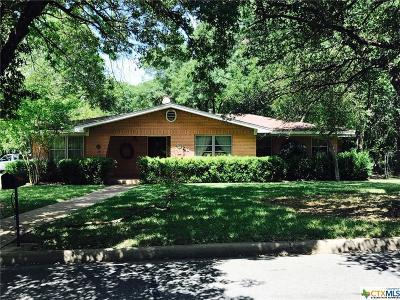 Temple Single Family Home For Sale: 3806 Las Cienega Boulevard