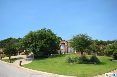Harker Heights Single Family Home For Sale: 105 Riata Circle