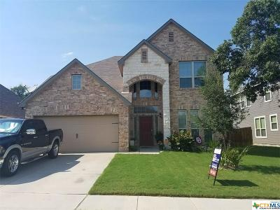 Killeen Single Family Home For Sale: 3509 Greyfriar Drive