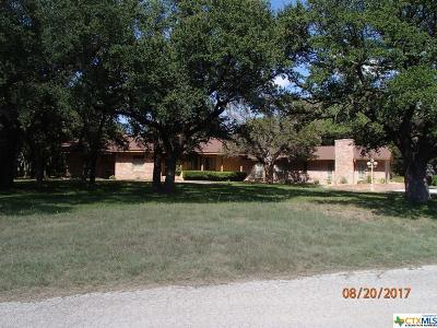 Killeen Single Family Home For Sale: 3202 60th