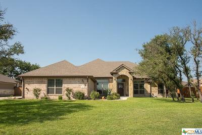 Nolanville Single Family Home For Sale: 8015 Bella Charca Parkway
