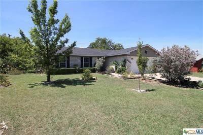 Killeen Single Family Home For Sale: 2303 Kirk Circle