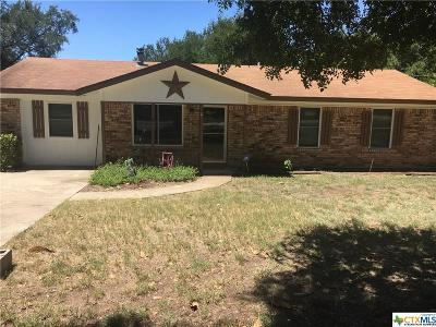 Kempner Single Family Home For Sale: 434 Pecos Ln.