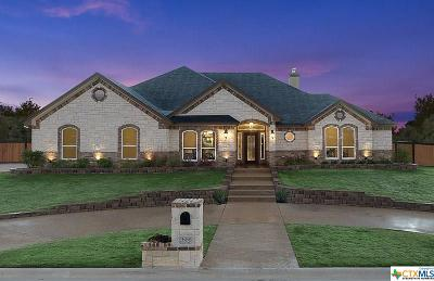 Belton Single Family Home For Sale: 2866 Beulah Blvd.