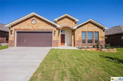 Bell County, Coryell County, Lampasas County Single Family Home For Sale: 7216 Abalone Way