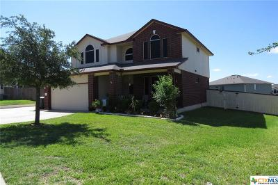 Killeen Single Family Home For Sale: 4202 Cessnock Drive