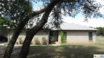 Copperas Cove Single Family Home For Sale: 3156 Fm 1113