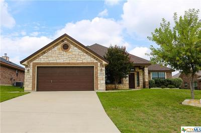 Harker Heights Single Family Home For Sale: 2525 Mugho Drive