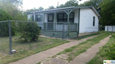 Killeen Single Family Home For Sale: 1011 4th Street
