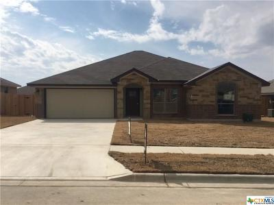 Copperas Cove Single Family Home For Sale: 3441 Doss Street