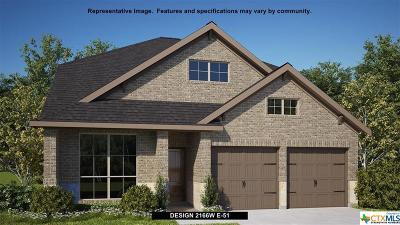 San Antonio Single Family Home For Sale: 2403 Merrit Vista