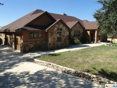 New Braunfels TX Single Family Home For Sale: $438,976