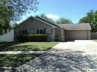 Killeen Single Family Home For Sale: 2206 Fieldstone Drive