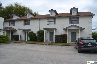 San Marcos Condo/Townhouse For Sale: 1602 Mill #D