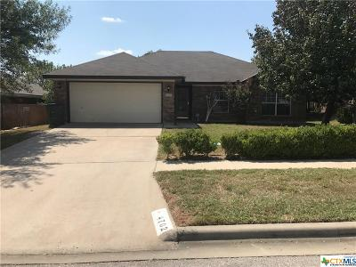 Killeen Single Family Home For Sale: 4702 Michael