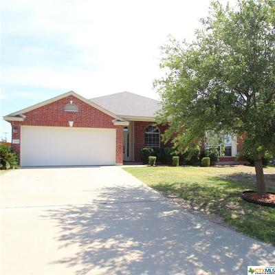 Harker Heights Single Family Home For Sale: 225 Scarlet