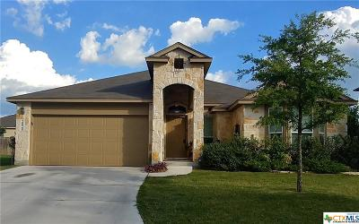 New Braunfels Single Family Home For Sale: 2828 Granite Cove