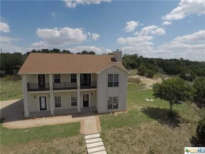 Killeen Single Family Home For Sale: 1534 River Ridge Ranch Road