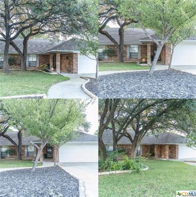 Harker Heights Single Family Home For Sale: 1303 Cedar Oaks Lane