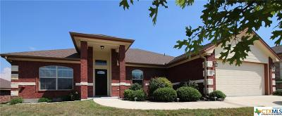 Harker Heights Single Family Home For Sale: 2520 Boxwood