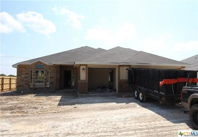 Killeen TX Single Family Home For Sale: $189,900