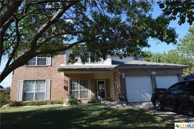 Harker Heights Single Family Home For Sale: 113 Quapaw