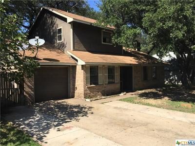 Belton Single Family Home For Sale: 10 Sycamore Court