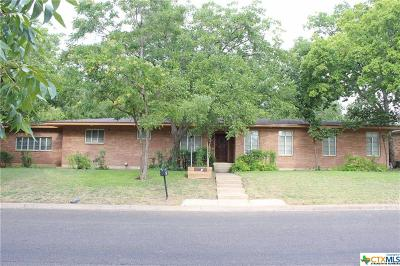 Copperas Cove Single Family Home For Sale: 617 Shady Lane