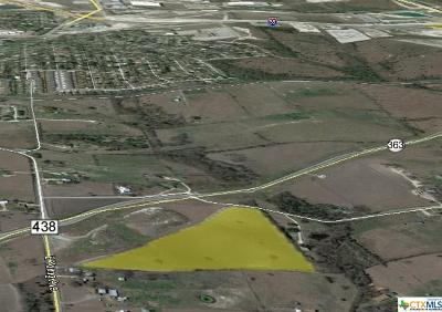 Bell County, Burnet County, Coryell County, Lampasas County, Llano County, Mills County, San Saba County, Williamson County, Hamilton County Residential Lots & Land For Sale: 15101 H.k. Dodgen Loop NE
