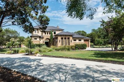 Comal County Single Family Home For Sale: 827 Uluru