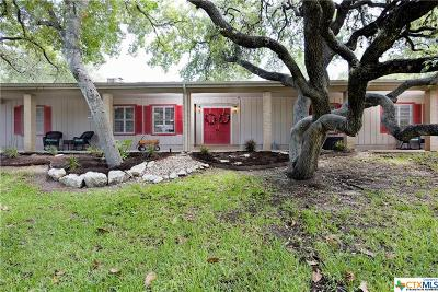 San Marcos Single Family Home For Sale: 520 Willow Creek Circle
