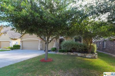 Cibolo Single Family Home For Sale: 510 Oakmont