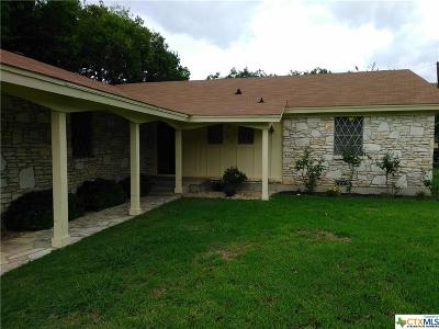 Copperas Cove Single Family Home For Sale: 415 Nauert Street