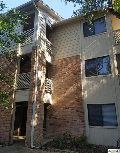 San Marcos Condo/Townhouse For Sale: 421 San Antonio Street #C6