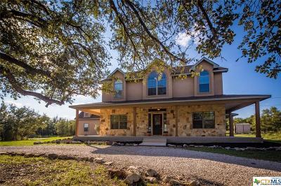 New Braunfels Single Family Home For Sale: 343 Summer Glen Lane