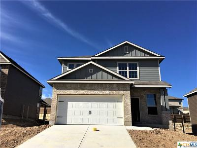 Copperas Cove, Killeen Single Family Home For Sale: 1237 Jester Court
