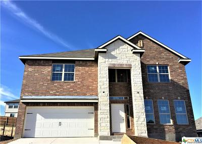 Copperas Cove Single Family Home For Sale: 1241 Jester Court