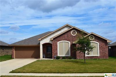 Nolanville TX Single Family Home Pending w/Option: $154,900