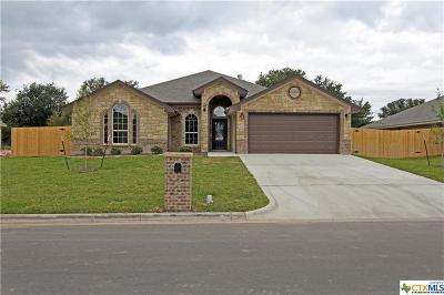 Belton Single Family Home For Sale: 2961 Presidio Circle