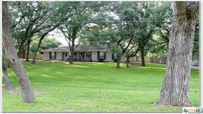 Lampasas Single Family Home For Sale: 17 Caprice Lane