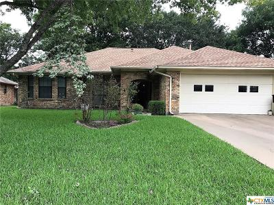 Temple Single Family Home For Sale: 102 Beaver Loop