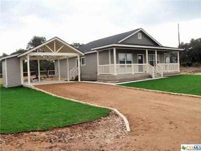 Canyon Lake Single Family Home For Sale: 340 Ridge Wood