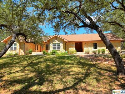 Wimberley Single Family Home For Sale: 111 Deer Run