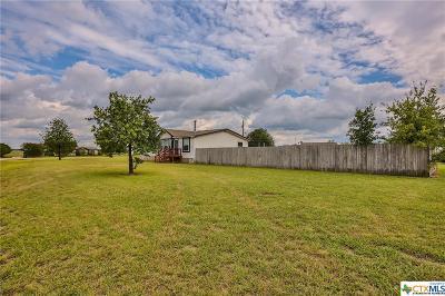 Belton Single Family Home For Sale: 7706 Meadow