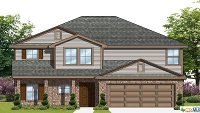 Seguin Single Family Home For Sale: 1532 Doncaster Court