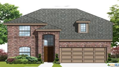 Seguin Single Family Home For Sale: 1549 Doncaster Drive